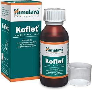 Himalaya Koflet Cough Syrup 100 mL