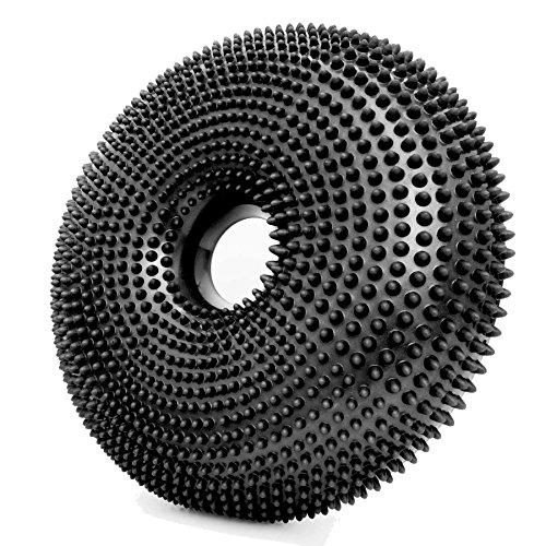 #DoYourFitness World Fitness Sitzkissen Donut schwarz