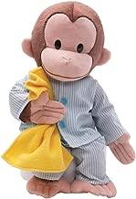 GUND Curious George Pajamas Monkey Stuffed Animal Plush, 16
