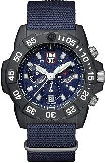 Luminox Navy Seal 3580 Series Blue Dial Canvas Strap Men's Watch XS3583ND