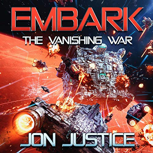 The Vanishing War Audiobook By Jon Justice cover art