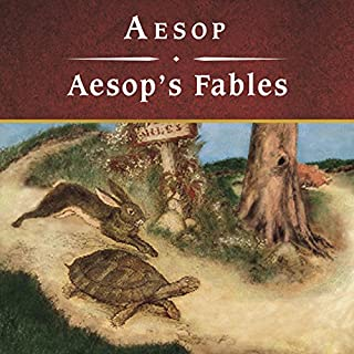 Aesop's Fables                   By:                                                                                                                                 Aesop                               Narrated by:                                                                                                                                 Jonathan Kent                      Length: 2 hrs and 22 mins     1,025 ratings     Overall 4.1