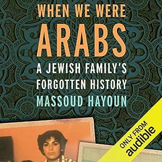 When We Were Arabs cover art