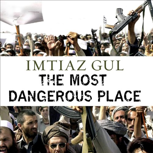 The Most Dangerous Place audiobook cover art