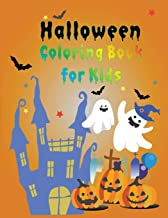 Halloween Coloring Book For Kids: For Kids Of All Ages And Great For Relaxation