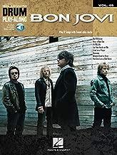 Bon Jovi: Drum Play-Along Volume 45 (Hal Leonard Drum Play-along)
