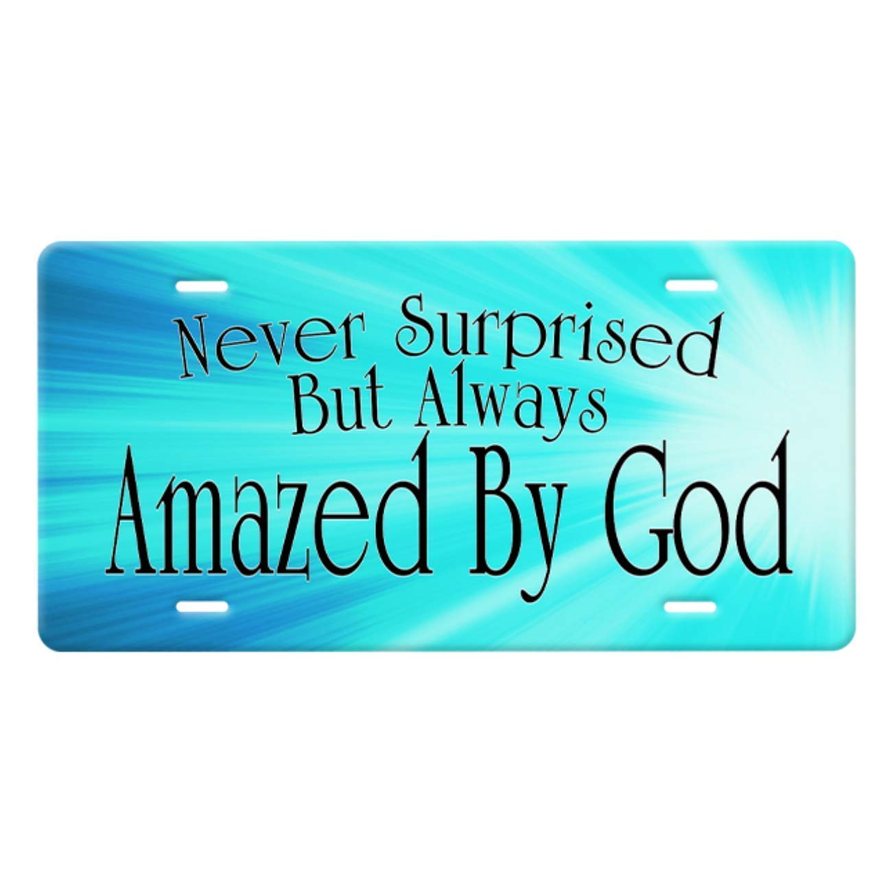 Never Surprised But Always Amazed By Nippon regular agency Christian God Quote Blac in 5 ☆ popular