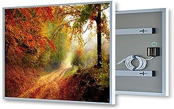 coldfig hting höchststufe 805* 1195mm 960W plata marco de aluminio/Pet y de fernes infrarrojos–Panel calefactor eléctrico pared Calefacción