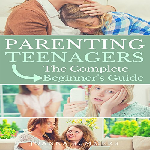 Parenting Teenagers cover art