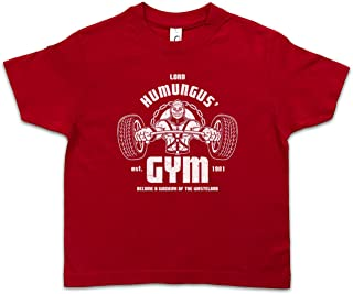 Lord Humungus Gym Kids Boys Children T-Shirt Mad Fury 1981 Main Force Patrol Road Max