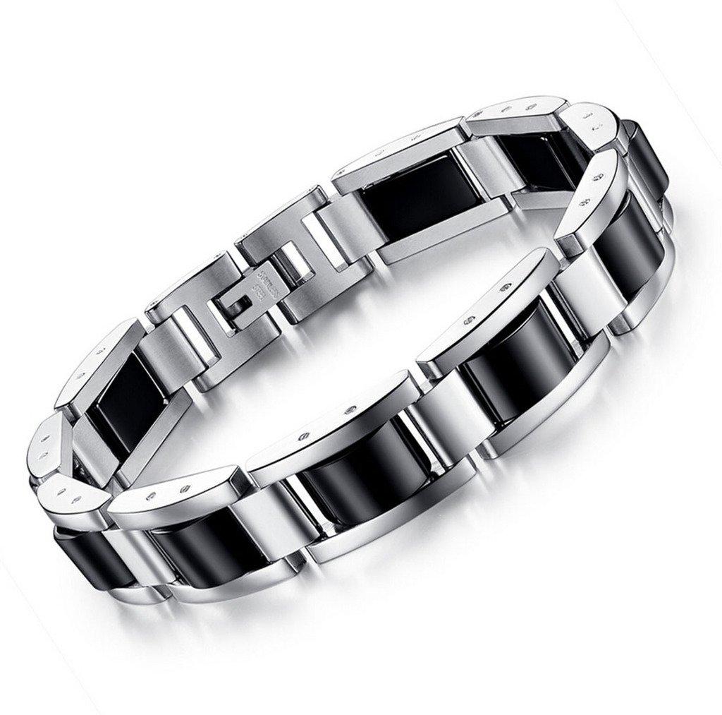 Feraco Stainless Magnetic Bracelets Arthritis