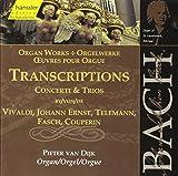 Edition Bachakademie Vol. 95 (Transkriptionen) - ieter Van Dijk