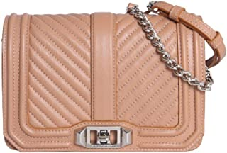 Luxury Fashion | Rebecca Minkoff Womens HU18ECQX45278 Beige Shoulder Bag | Spring Summer 19