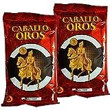 Pimentón de la Vera Dulce Caballo de Oros - Producto Apto para Celiacos (Lote 2 Unidades de 250 gramos)