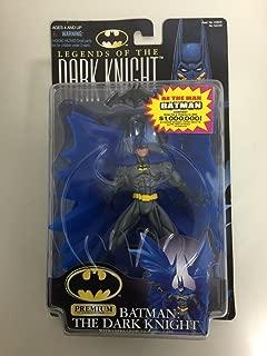 Batman: Legends of the Dark Knight Batman the Dark Knight (Blue) Action Figure by Kenner