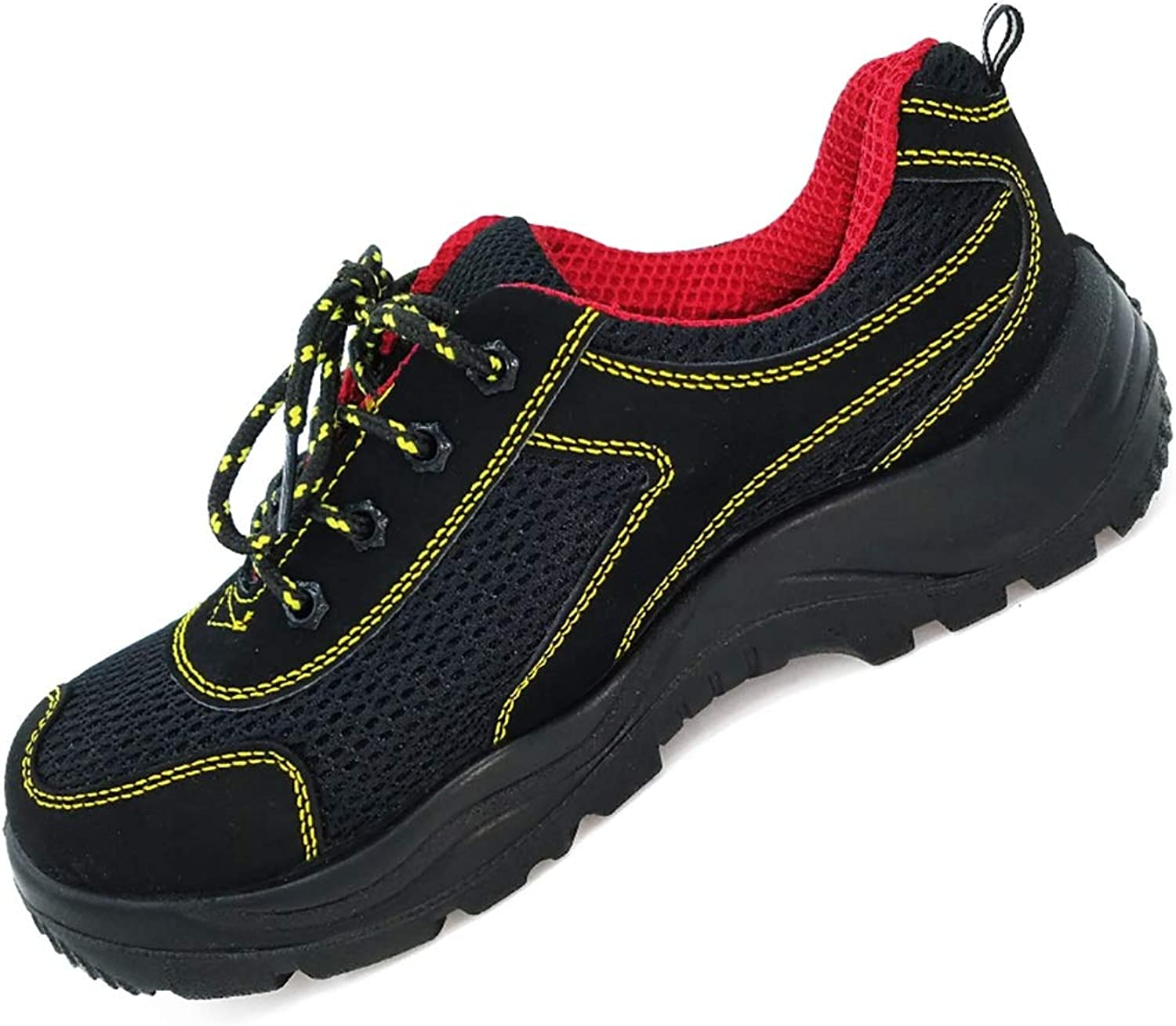 Yxwxz Gym wear for men Men's low waist hiking shoes, waterproof and breathable hiking shoes, non-slip lightweight shoes, outdoor climbing and running on cloud running shoes (Size   40)