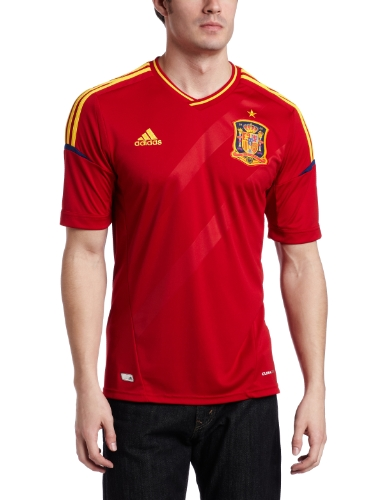 ADIDAS SPAIN EURO 2012 HOME JERSEY