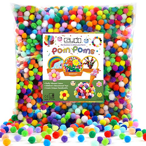 Assorted Pom Poms