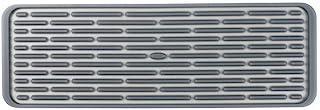 OXO 1372100 Good Grips Silicone Stemware Drying Mat, Stemware Drying Mat Gray 1372100