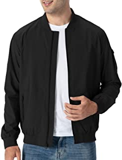 کت های مردانه ضد باد Wind TBMPOY کت سبک و سبک مانتو ضد آب گلف در فضای باز