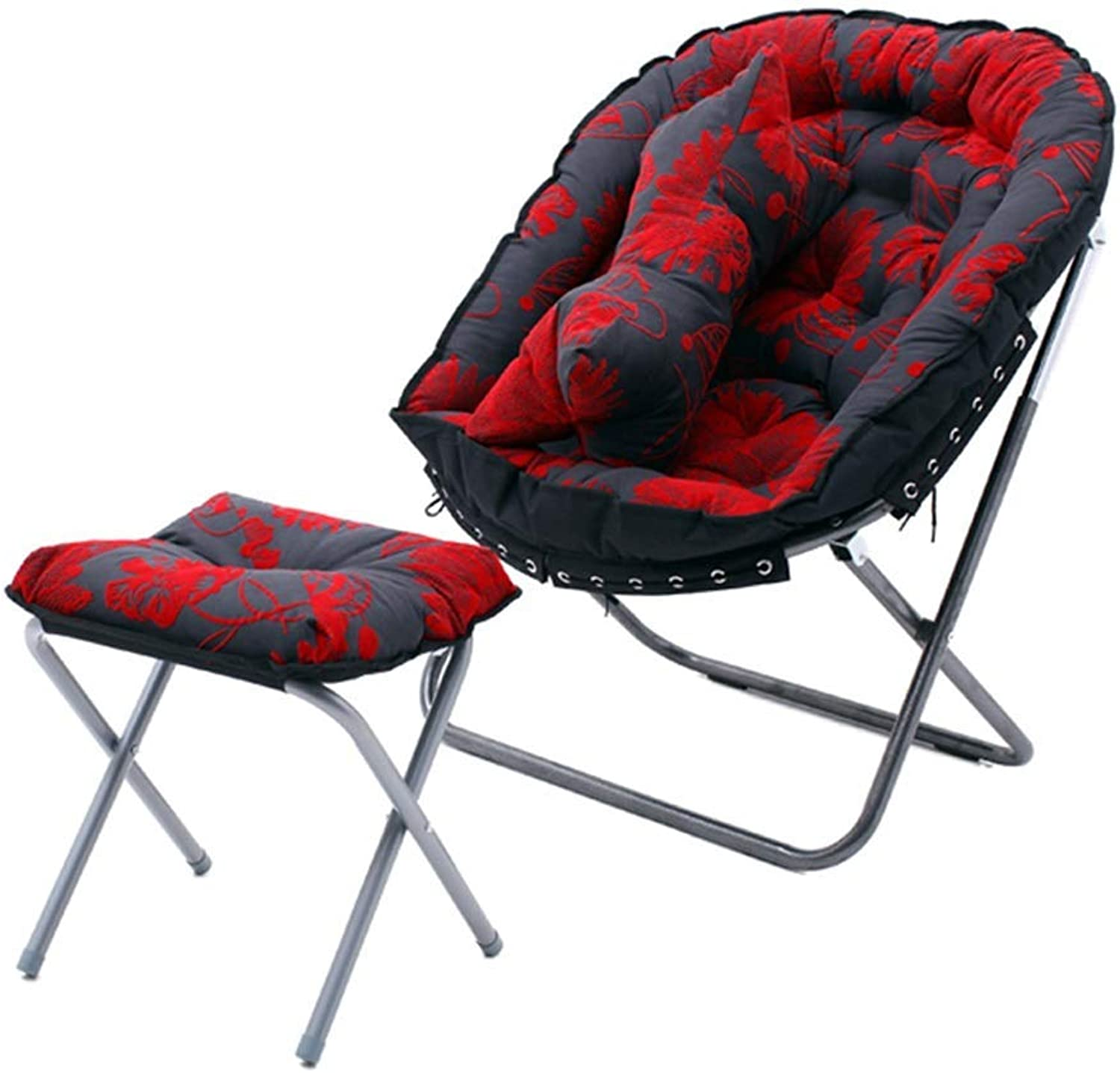 Sofa Chair Outdoor Folding Recliner Chairs Sun Lounger Camping Chair Patio Garden Chair Computer Chair Multifunctional Folding Chair,b