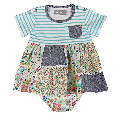 Bóboli Baby neo fifties Kleid-68 - Babymode : Baby - Mädchen