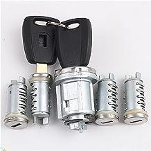YMQ Store SIP22 GT15R Blade Auto Ontsteking Lock Set Key Fit voor Fiat Ducato Fit voor Peugeot Boxer Fit voor Citroen Auto...