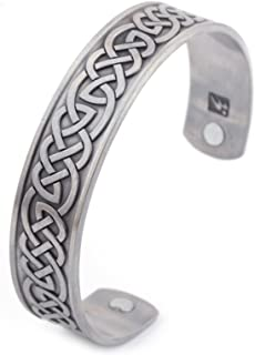 bronze infinity bracelet