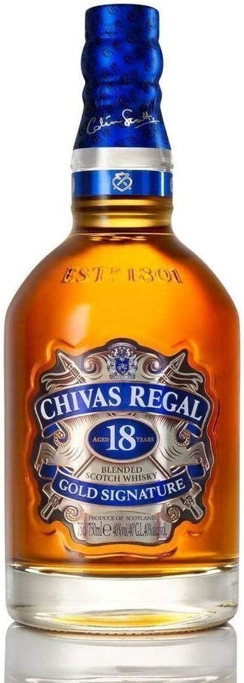 WHISKY CHIVAS REGAL 18 Y.O.0.7 L.