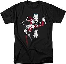 Joker and Harley Quinn Dance DC Comics T Shirt & Stickers
