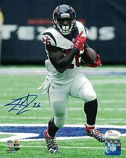 Lamar Miller Autographed Photo - 8X10 14512 PF - JSA Certified - Autographed NFL Photos