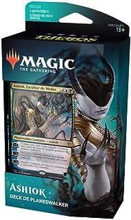2 Decks Magic: The Gathering Theros Além da Morte Planeswalker Ashiok e Elspeth Wizard of the Coast 💀💀 SUIKA 💀💀