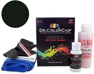 Dr. ColorChip Mercedes-Benz E Class Automobile Paint - Black 040/9040 - Road Rash Kit