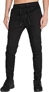 ITALY MORN Men's Jogger Chino Pants