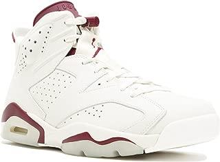 Jordan Men's Basketball 6 Maroon Shoes 10 D(M)US