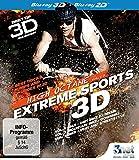 Best of 3D - High Octane: Vol. 1 - Vol. 3: Extreme Biking 3D [3D Blu-ray] (BMX - Mountain Bike) - -