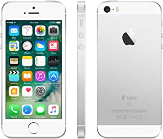 Apple iPhone SE with FaceTime - 32GB, 4G LTE, Silver