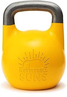 ケトルべル・サンズ(Kettlebell Suns) コンペティション・ケトルベル 4kg 6kg 8kg 10kg 12kg 16kg 20kg 24kg 28kg 32kg