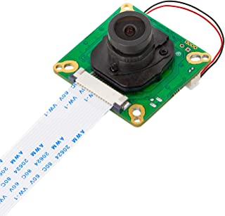 Arducam 13MP Day & Night Vision for Raspberry Pi Camera, AR1335 OBISP MIPI Camera Module with Switchable IR-Cut Filter, Su...
