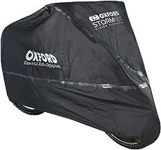 Oxford Unisex CC104 Ebike Cover, Zwart, One Size