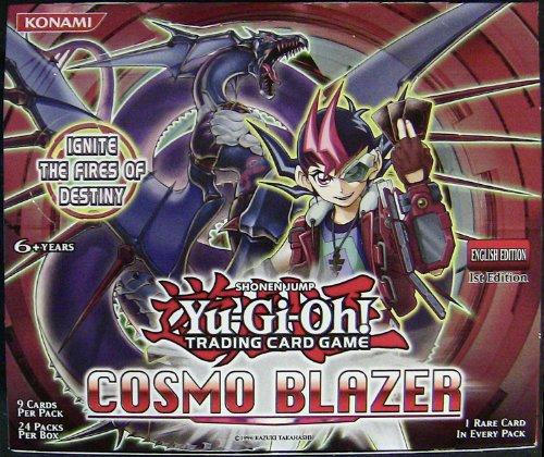 Yu-Gi-Oh! TCG: Cosmo Blazer Booster Display (24)