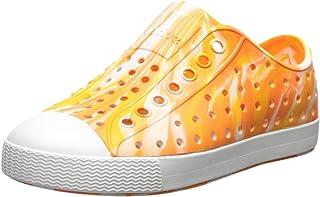 Native Shoes Kids' Marbled Jefferson Sneaker
