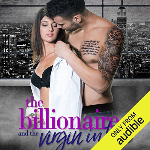 The Billionaire and the Virgin Intern audiobook cover art