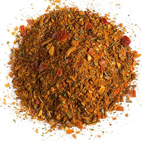 Harissa Condimento De Calidad Orgánica - Harissa Moroccan Condimento 100g