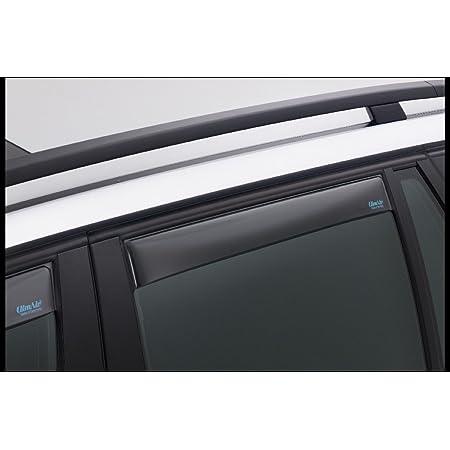 ClimAir Window Visors Dark Compatible with Suzuki Baleno 3 Doors 1995-2001