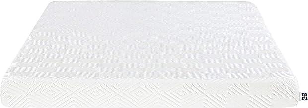 Sealy 6-Inch Low Profile Memory Foam Bed in a Box, Medium, Queen