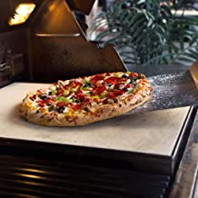 Blaze Professional Ceramic Pizza Stone with Stainless Steel Tray (BLZ-PRO-PZST), 15-inches