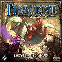 Descent Second Edition: The Labyrinth of Ruin