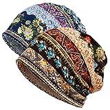 Jemis Skullies Beanies Thin Bonnet Cap Autumn Casual Beanies Hat (2 Pack), X-Large