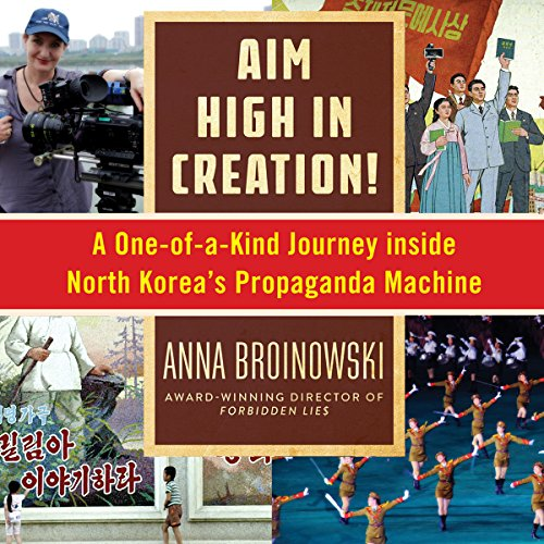 Aim High in Creation! audiobook cover art